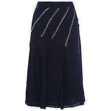 Buy French Connection Modern Kantha Drape Skirt Online at johnlewis.com