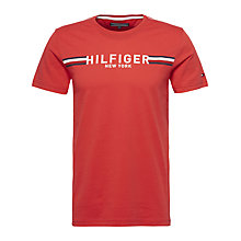 Buy Tommy Hilfiger Koby Crew Neck T-Shirt Online at johnlewis.com
