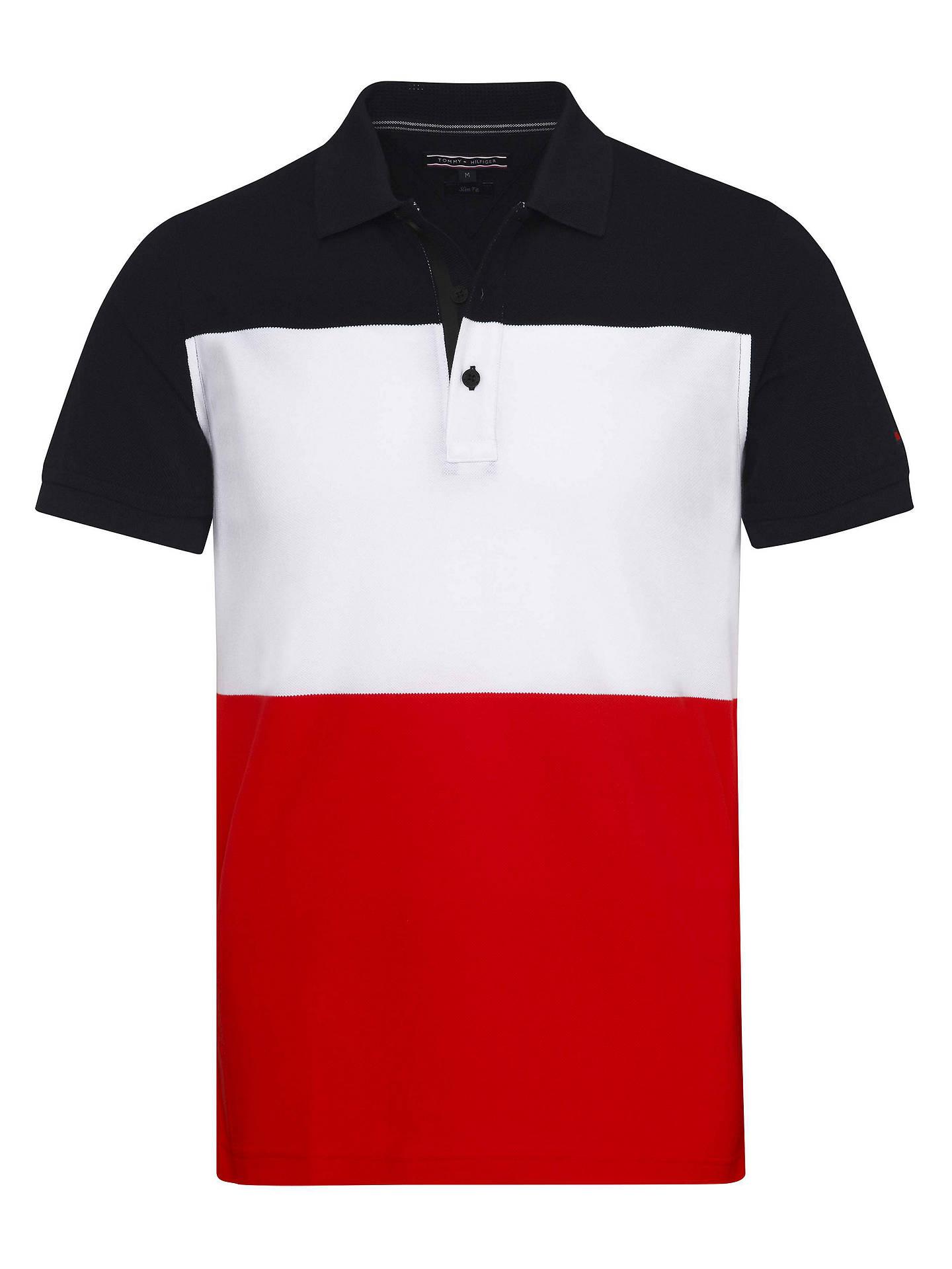 5d75e187e0962 BuyTommy Hilfiger Kris Cotton Jersey Regular Fit Polo Shirt