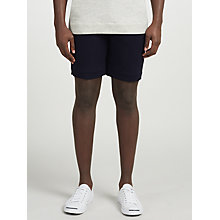 Buy Libertine-Libertine Arch Tailored Shorts, Dark Navy Online at johnlewis.com
