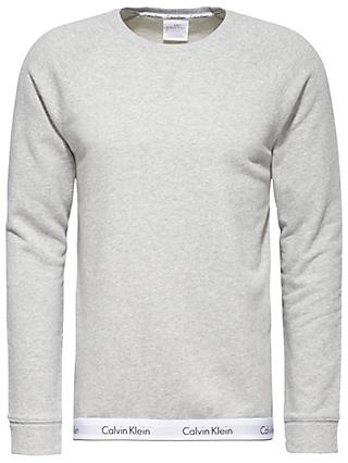 Calvin Klein CK Modern Cotton Sweatshirt, Grey