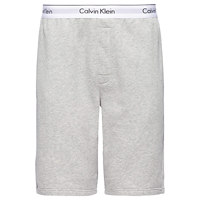 Calvin Klein CK Modern Cotton Lounge Shorts, Grey