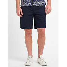 Buy JOHN LEWIS & Co. Linen Workwear Shorts Online at johnlewis.com