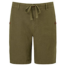 Buy JOHN LEWIS & Co. Linen Shorts Online at johnlewis.com