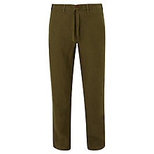 Buy JOHN LEWIS & Co. Linen Trousers Online at johnlewis.com