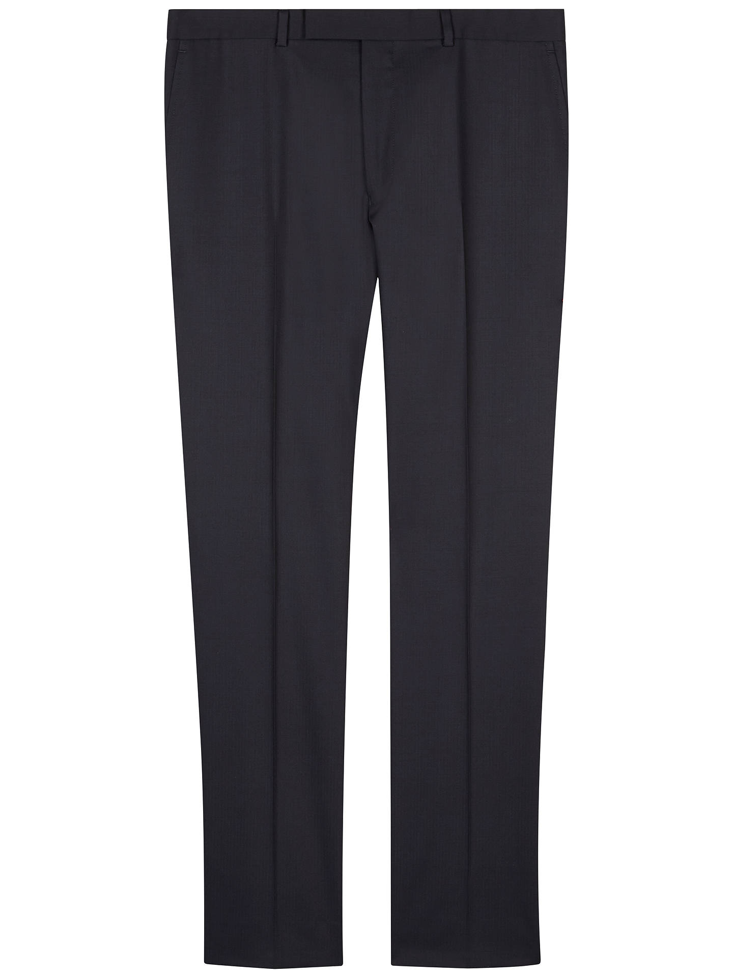 bc54d5e455d7 Buy Jaeger Wool Pick and Pick Regular Suit Trousers, Charcoal, 32R Online  at johnlewis ...