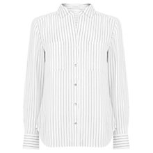 Buy Oasis Stripe Shirt, Multi/Natural Online at johnlewis.com