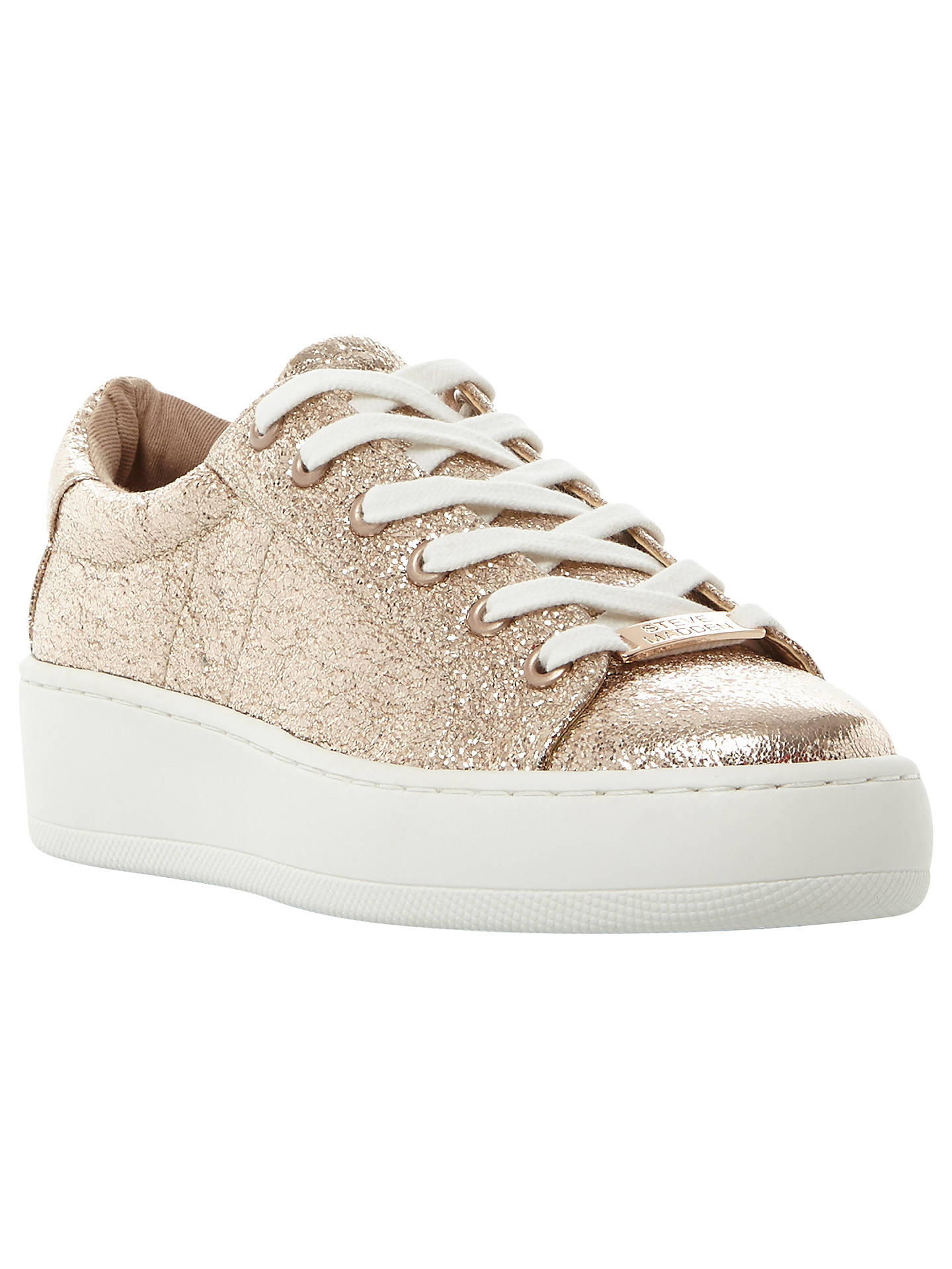 732b17661dd Buy Steve Madden Bertie-C Lace Up Trainers