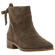 Buy Steve Madden Chaz Block Heeled Ankle Boots Online at johnlewis.com