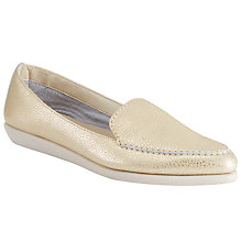 Buy John Lewis Designed for Comfort Grainne Pointed Toe Loafers Online at johnlewis.com