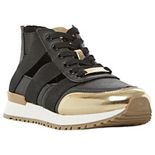 Buy Steve Madden Trinity Cut Out Lace Up Trainers Online at johnlewis.com