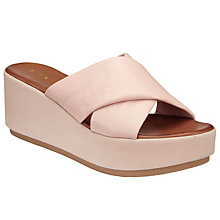 Buy John Lewis Joy Flatform Sandals Online at johnlewis.com
