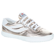 Buy Superga Heritage 2832 Squash Trainers, Rose Gold Online at johnlewis.com