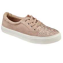 Buy John Lewis Sierra Embellished Trainers Online at johnlewis.com