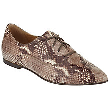 Buy Somerset by Alice Temperley Fulford Lace Up Brogues Online at johnlewis.com
