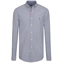 Buy Tommy Hilfiger Beach Stripe Slim Fit Shirt Online at johnlewis.com