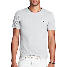 Buy Polo Ralph Lauren Short Sleeve Crew T-Shirt Online at johnlewis.com