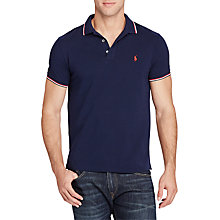 Buy Polo Ralph Lauren Short Sleeve Polo Shirt Online at johnlewis.com