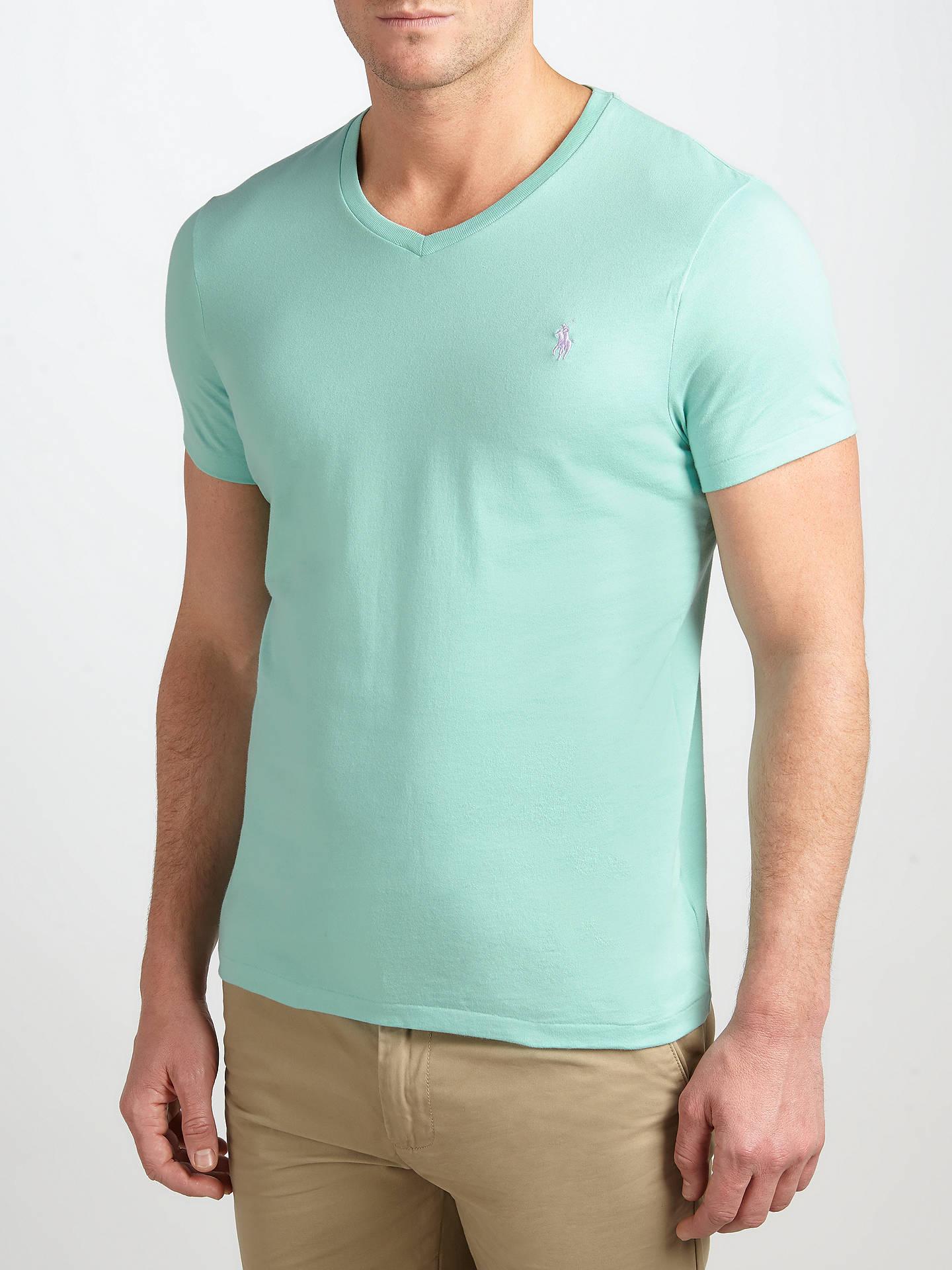 Lauren Neck Shirt John At Partners V Lewisamp; Short Ralph Polo Sleeve T 8wm0Nn