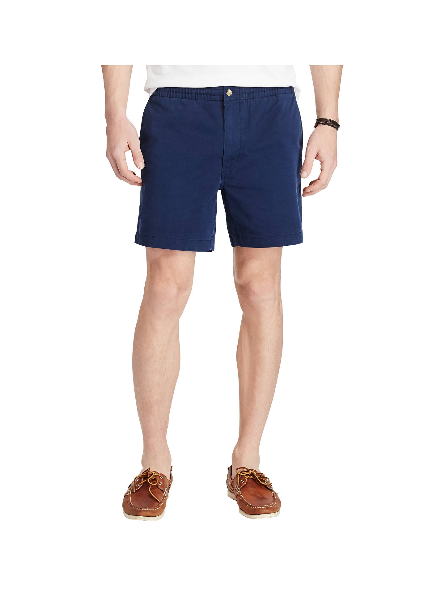7467535d9 Polo Ralph Lauren Classic Fit Polo Prepster Shorts at John Lewis ...