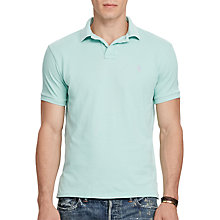 Buy Polo Ralph Lauren Custom Fit Polo Shirt Online at johnlewis.com