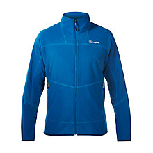 Buy Berghaus Spectrum Full Zip Men's Fleece, Blue Online at johnlewis.com