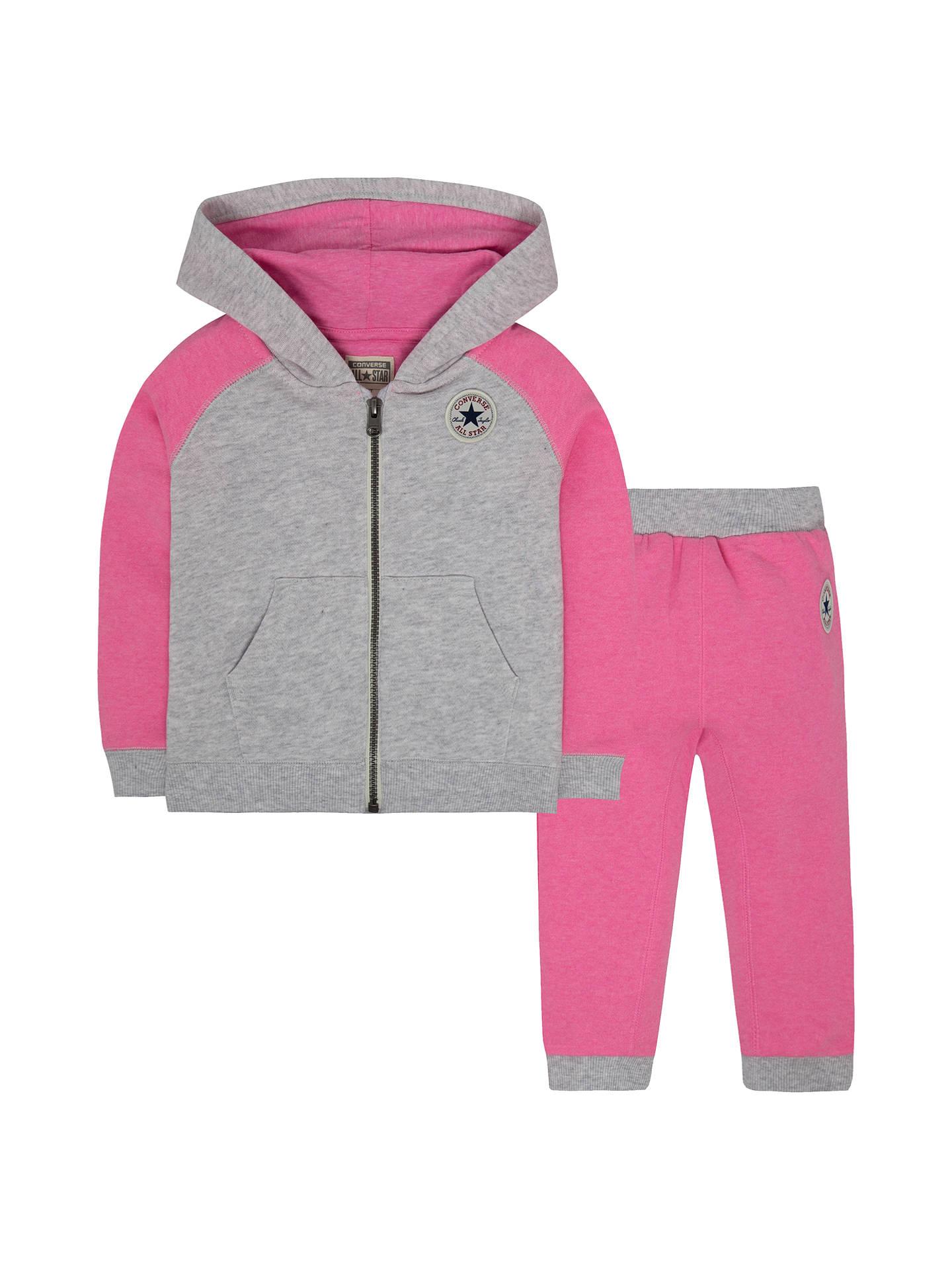 259fe462a024 Buy Converse Baby Raglan Hoodie and Joggers Set
