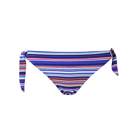 Buy John Lewis Sun Drenched Stripe Bunny Tie Side Briefs, Multi Online at johnlewis.com