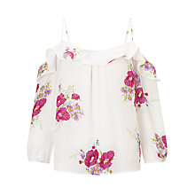 Buy Joie Birtha Top, Porcelain Online at johnlewis.com