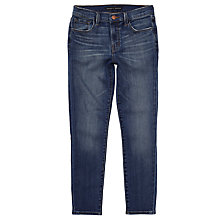 Buy J Brand 835 Mid Rise Cropped Skinny Jeans, Decoy Online at johnlewis.com