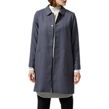 Buy Selected Femme Patricia Coat, Ombre Blue Online at johnlewis.com