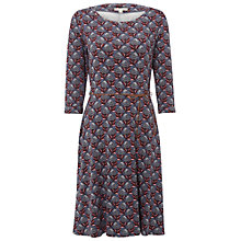 Buy White Stuff Farrah Jersey Dress, Multi Online at johnlewis.com