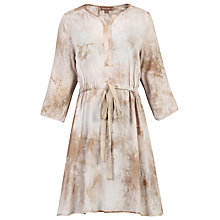 Buy Jolie Moi Tie Dye Drawstring Tunic Dress Online at johnlewis.com