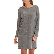 Buy Betty & Co. Stretch Tweed Dress, Black/Grey Online at johnlewis.com