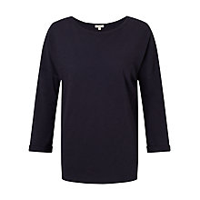 Buy Jigsaw Cotton Slub T-Shirt Online at johnlewis.com