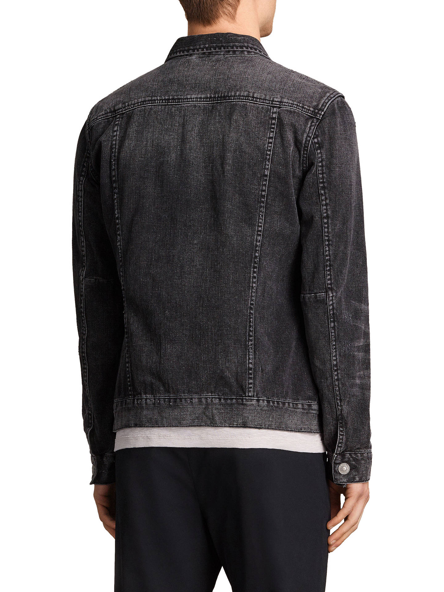 8fcf6a4332 ... Buy AllSaints Tocander Denim Jacket