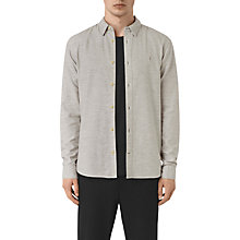 Buy AllSaints Ramey Slim Fit Shirt Online at johnlewis.com