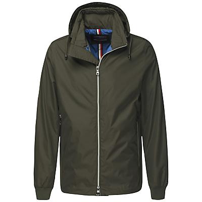 Tommy Hilfiger Darrel Hooded Jacket, Khaki