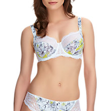 Buy Fantasie Sasha Side Support Full Cup Bra, Zest Online at johnlewis.com