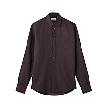 Buy Jigsaw Micro Dot Italian Cotton Shirt Online at johnlewis.com