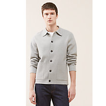 Buy Jigsaw Cotton Milano Trucker Jacket Online at johnlewis.com