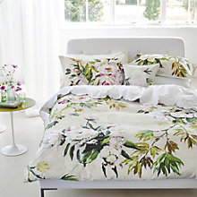 Buy Designers Guild Floreale Grande Cotton Bedding Online at johnlewis.com