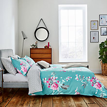 Buy Joules Aquarelle Bloom Cotton Bedding Online at johnlewis.com