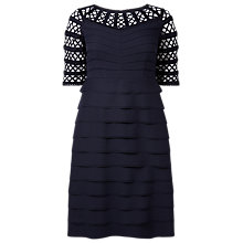 Buy Studio 8 Sienna Dress, Navy Online at johnlewis.com