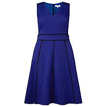 Buy Studio 8 Ruby Dress, Ultra-Violet Online at johnlewis.com