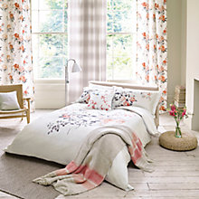 Buy Sanderson Magnolia Cotton Bedding Online at johnlewis.com