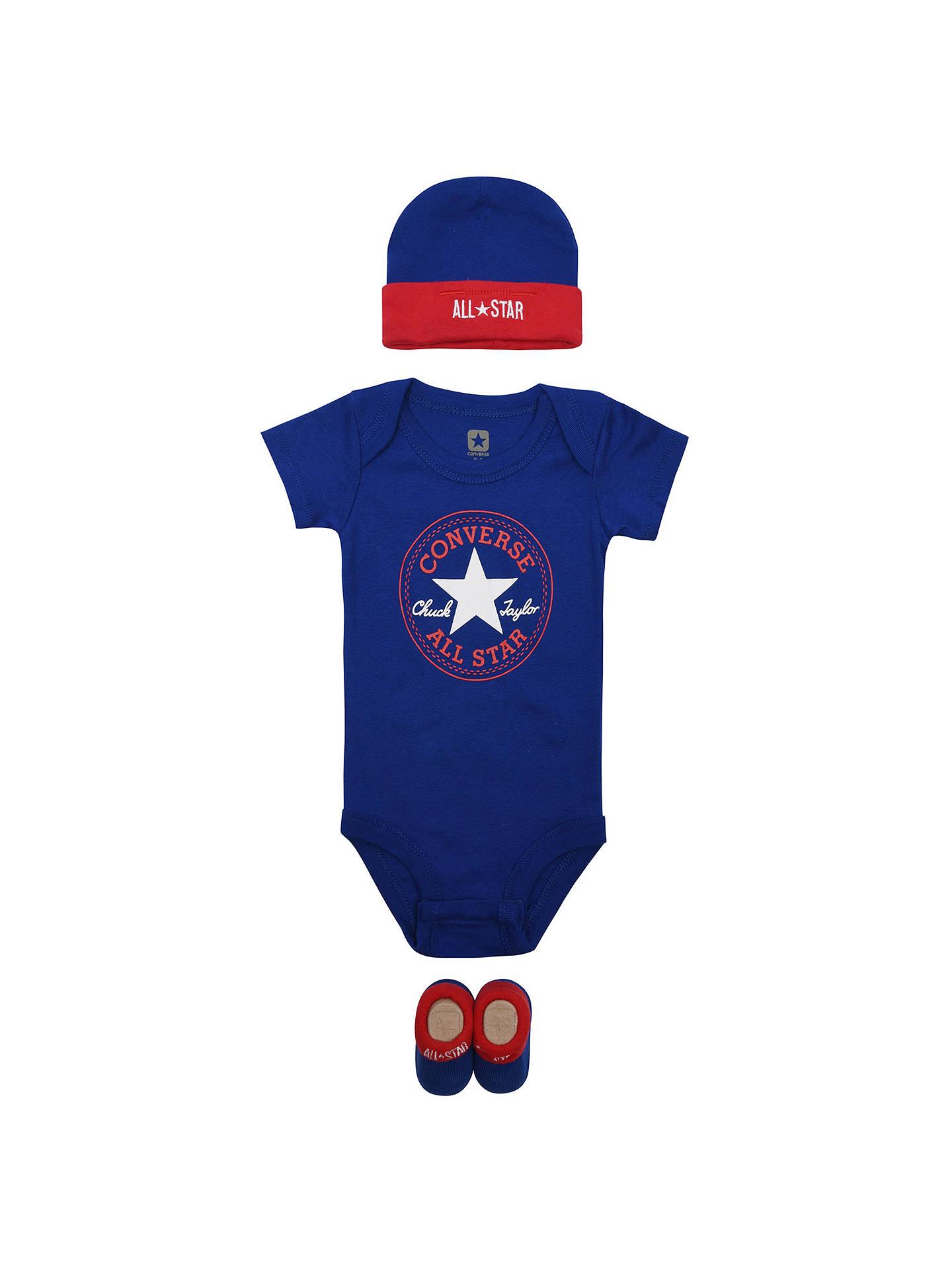 0731f8cc9388 Buy Converse Baby 3 Piece Bodysuit