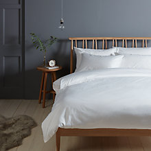 Buy John Lewis 200 Thread Count Egyptian Cotton Satin Bedding Online at johnlewis.com