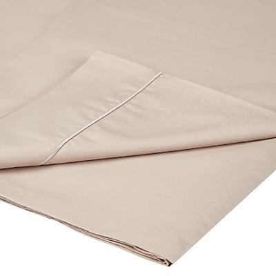 John Lewis 400 Thread Count Crisp & Fresh Egyptian Cotton Flat Sheet