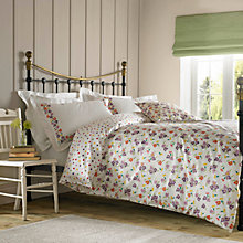 Buy Emma Bridgewater New Wallflower Duvet Cover and Pillowcase Set Online at johnlewis.com